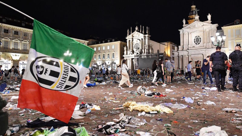 Marco  ANSA via AP