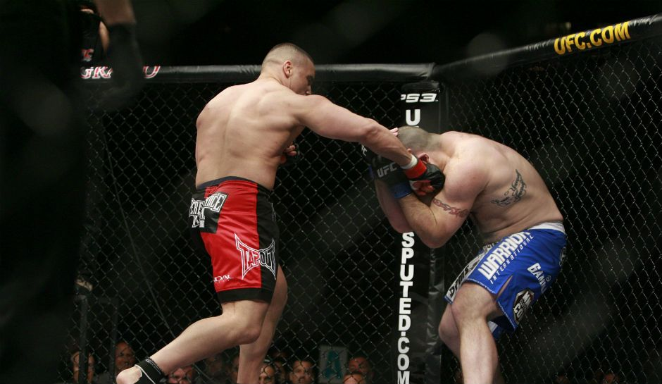 Tim Hague UFC Veteran Brain Dead After Boxing Knockout