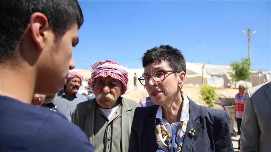 UN praises Turkey's hospitality towards refugees
