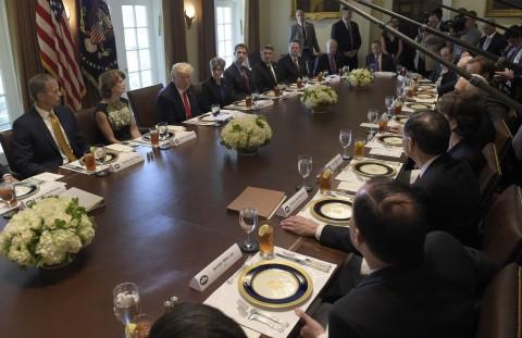 AP sources: Trump calls House health bill 'mean'