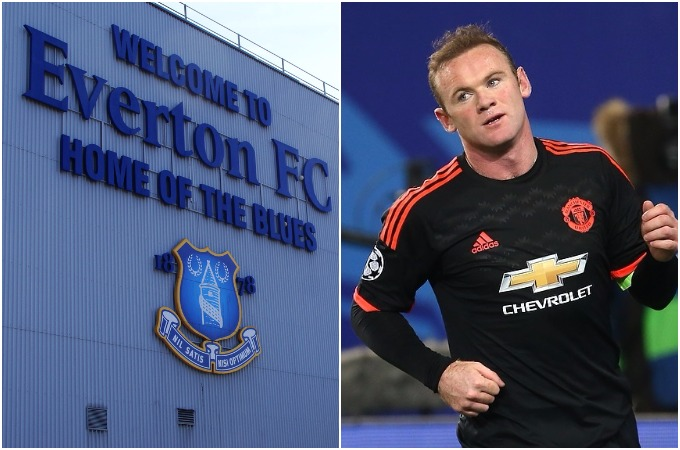 Betting has been suspended by some bookmakers on Wayne Rooney signing for Everton