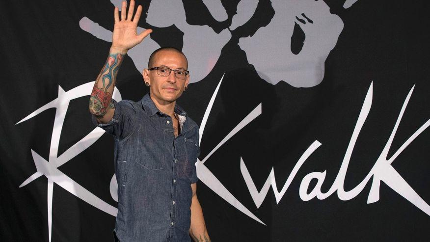 Linkin Park''s Chester Bennington