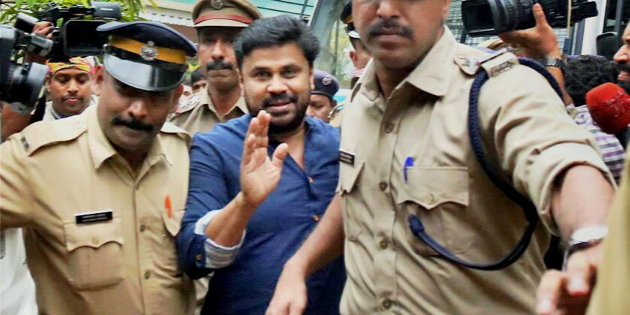 Flash: Bhavana Molestation Case – Big Star Arrested