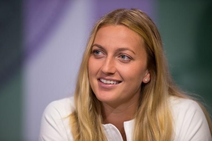 Petra Kvitova Wimbledon 2017