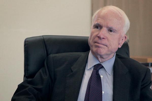 Senator Mc Cain Diagnosed with Brain Tumor Considering Treatment Options