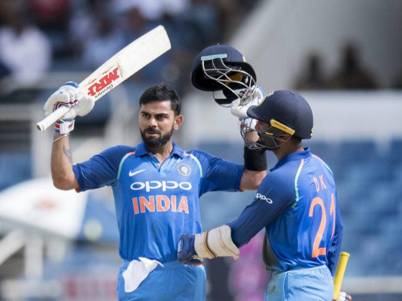 Virat Kohli Breaks Sachin Tendulkar's Record For Most ODI Hundreds While Chasing