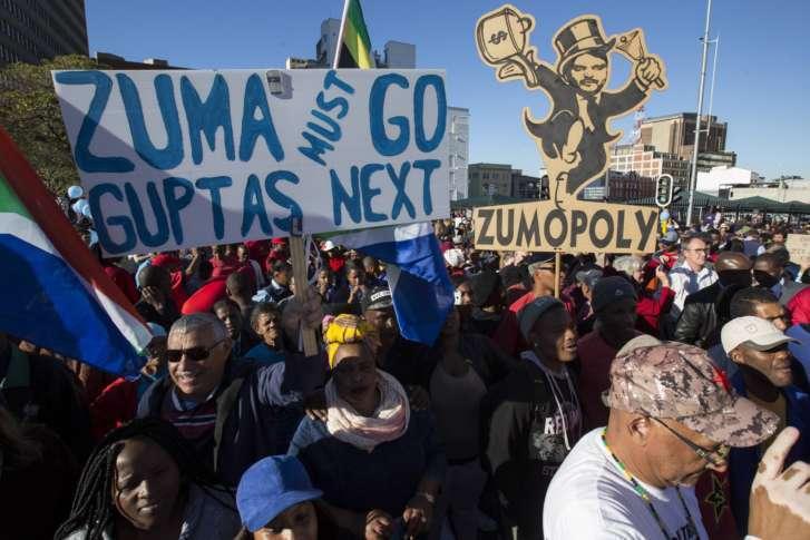 South Africa president Jacob Zuma to face secret no confidence vote