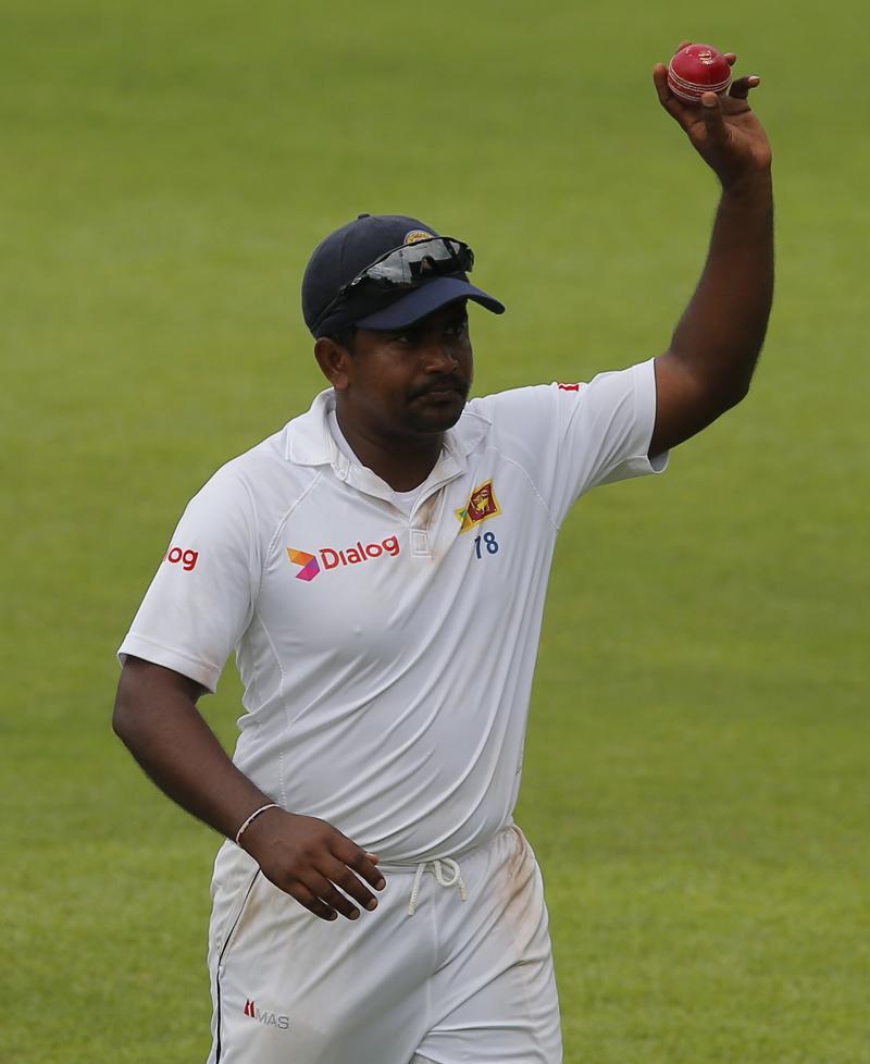 Sri Lanka Rangana Herath