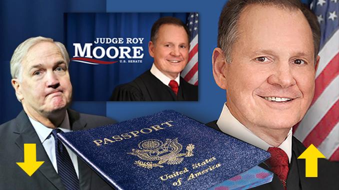 Senate GOP Run-Off Debate Set in Ala., Moore Vs. Sen. Strange