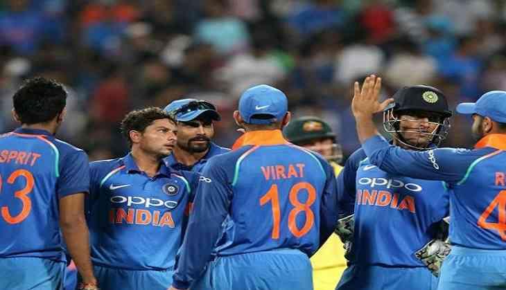 Watch fourth India v Australia ODI live on Sky Sports on Thursday