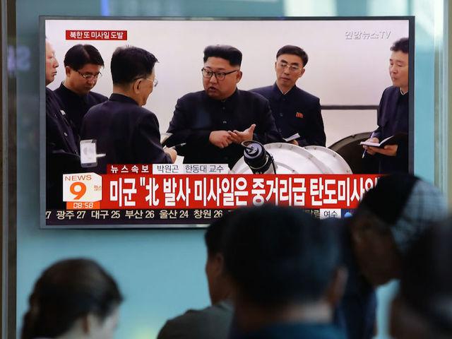 North Korea shrugs off Trump threat as a 'dog's bark'