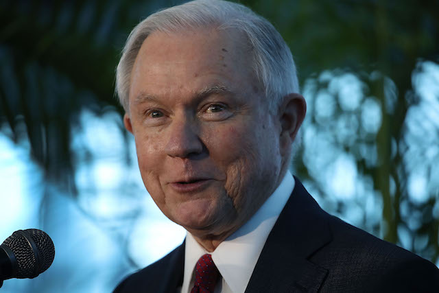 Sessions to declare free speech 'under attack' on campus, in broadside at political correctness