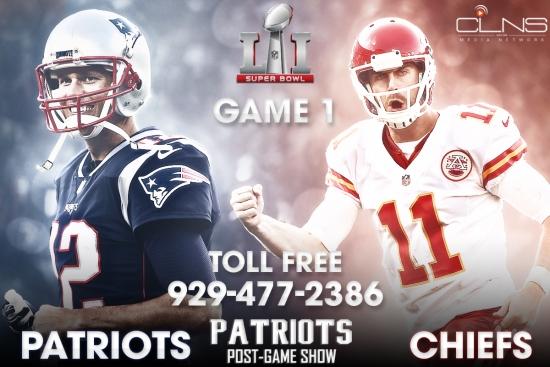 New England Patriots vs Kansas City Chiefs | NFL Week 1