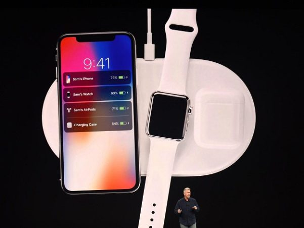 Updates Soon at Your Nearest Starbucks to Support the iPhone-X Wireless Charging