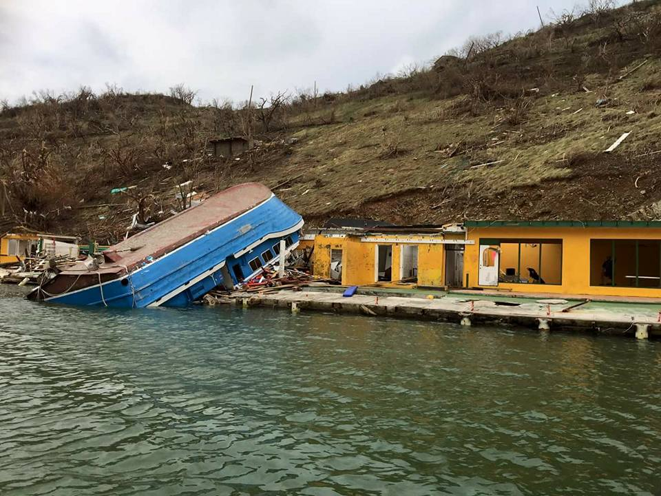 Hurricane Irma: the damage to the Caribbean so far