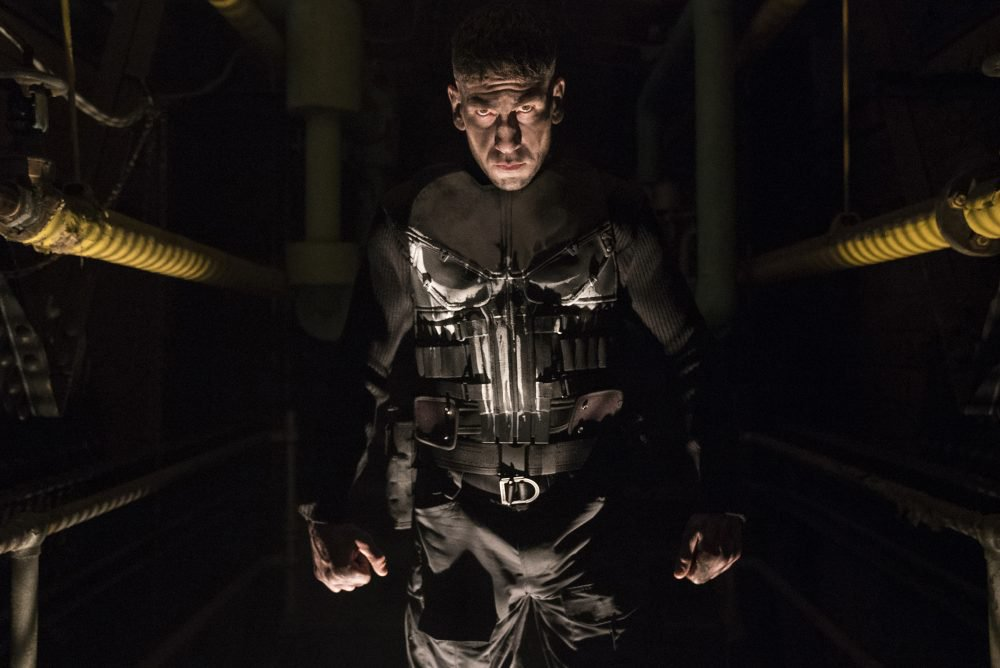 Netflix drop a violent new trailer for The Punisher and reveals the show's launch date