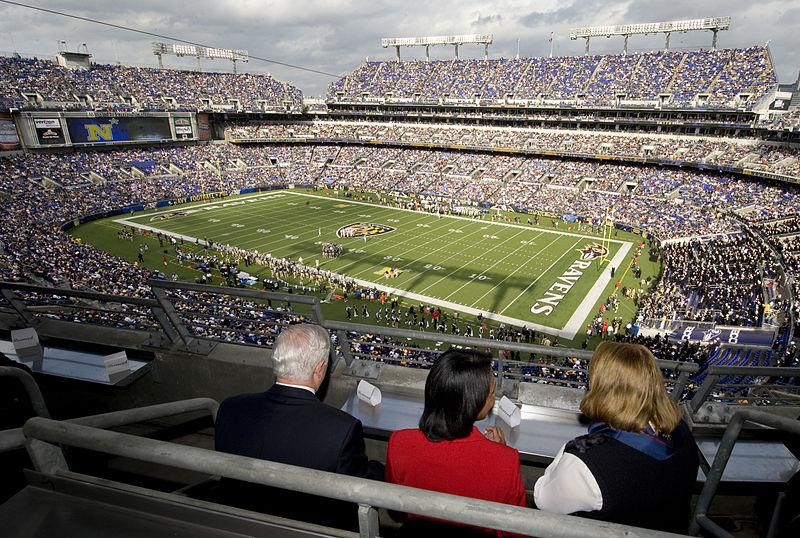 DMV Football Report Week 4 Baltimore falters again on Sunday Washington falls on Monday Night Football