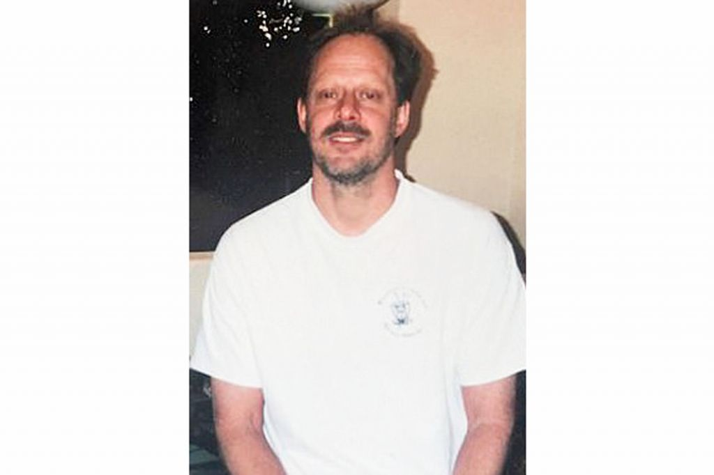 The gunman Stephen Paddock