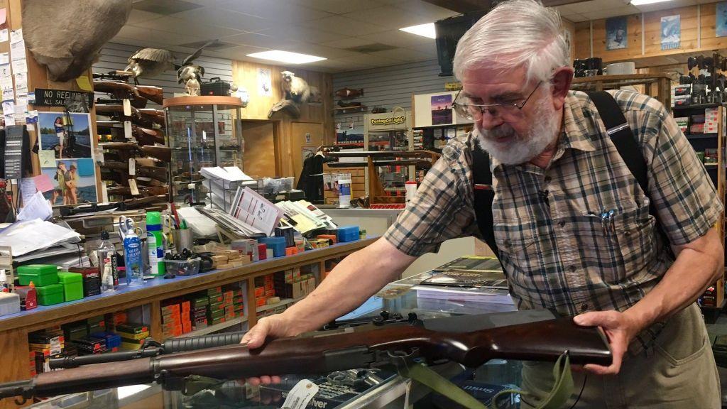 Warren Lacasse owns The Gun Room