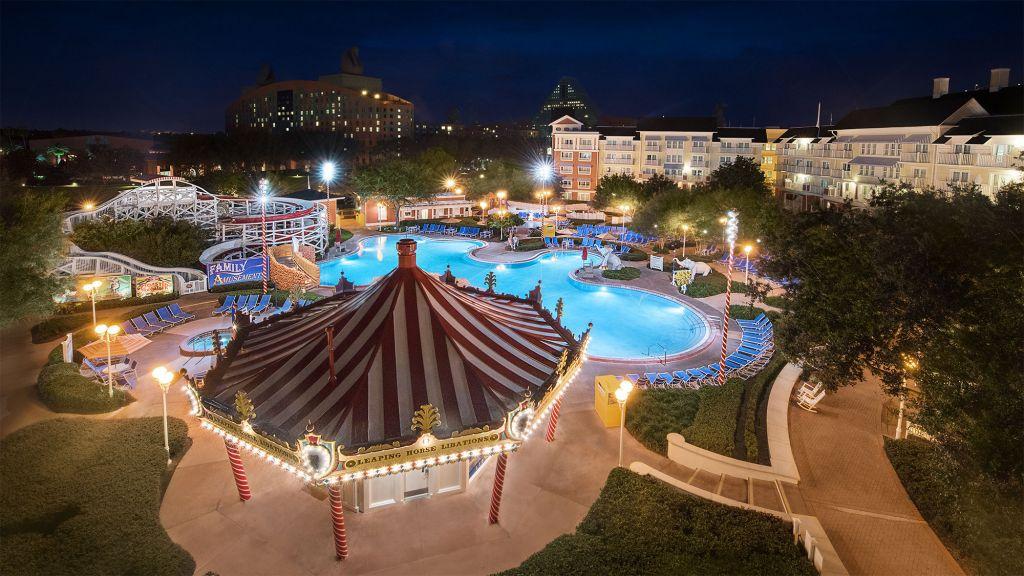 Disney's Board Walk Resort in Florida