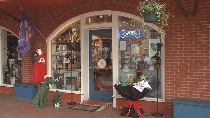 Local shops participate in Small Business Saturday
