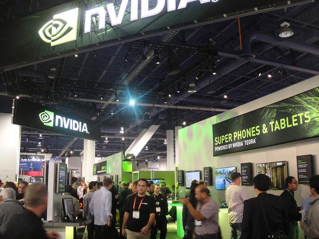 Nvidia Reports Big Q3 Earnings Beat Record Sales