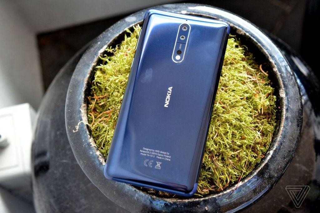 The Nokia 8