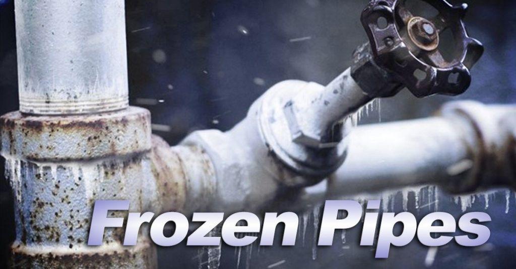 Aqua Ohio provides tips to keep pipes from freezing