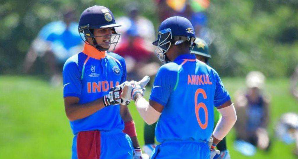 India beat Pakistan by 203 runs