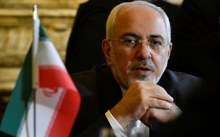 Iran Foreign minister Mohammad Javad Zarif Khonsari