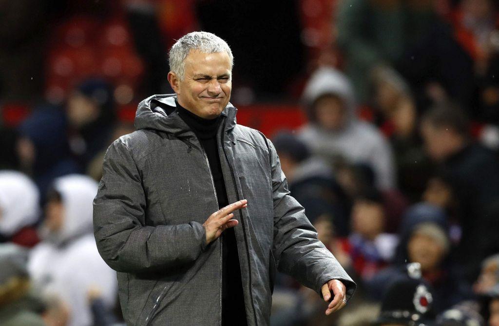 Manchester United coach Jose Mourinho | AP