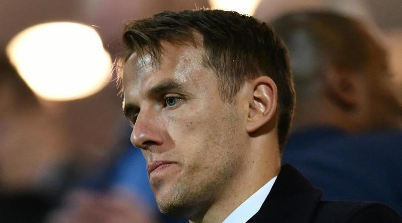 No disciplinary action facing new England Women's coach Neville