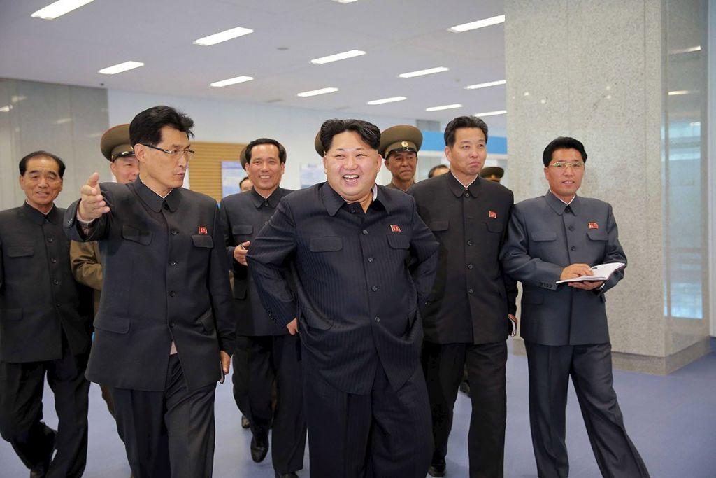 North Korean leader Kim Jong-un  CC