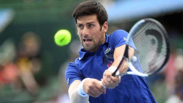 Novak Djokovic made a successful return to competitive tennis