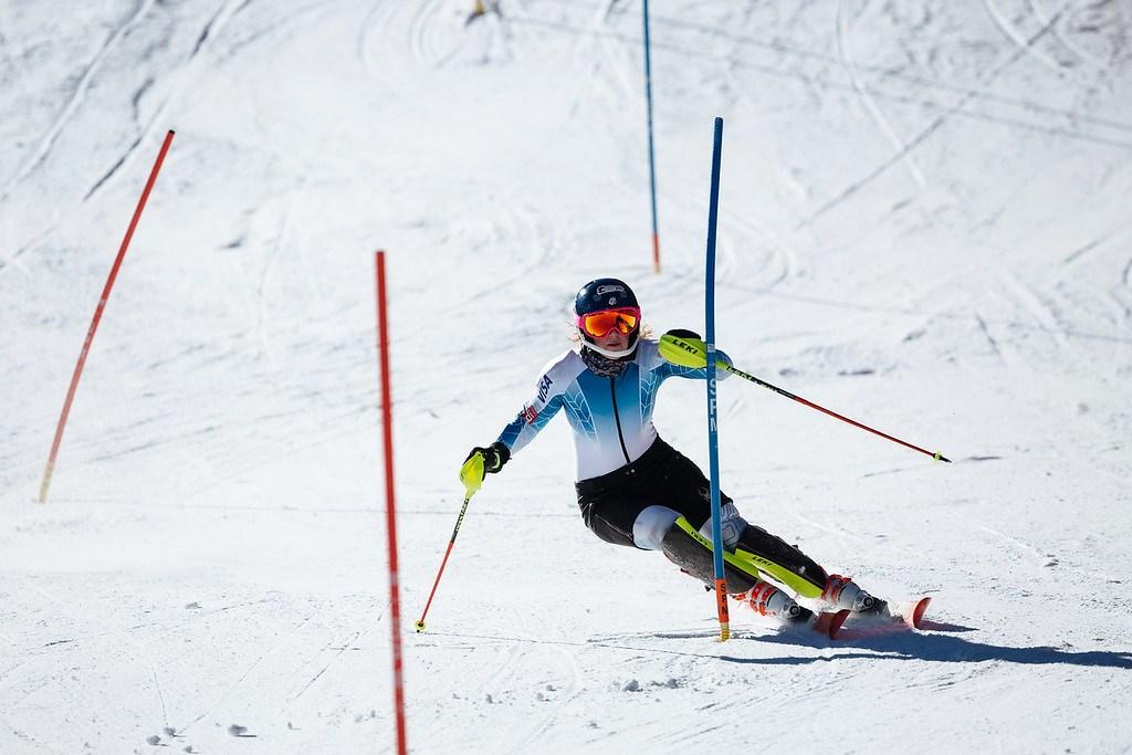 2017 U.S. Ski Team training at the Copper Speed Center Copper Mountain CO Credit to U.S. Ski & Snowboard
