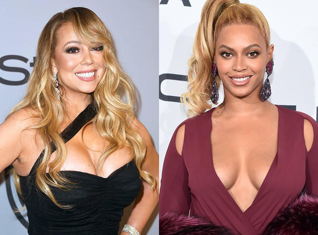 Mariah Carey Beyonce