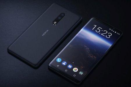 В Сети опубликовали рендеры флагмана Nokia 10