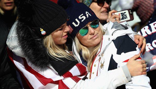 Winter Olympics: Meet Lindsey Vonn's furry friends