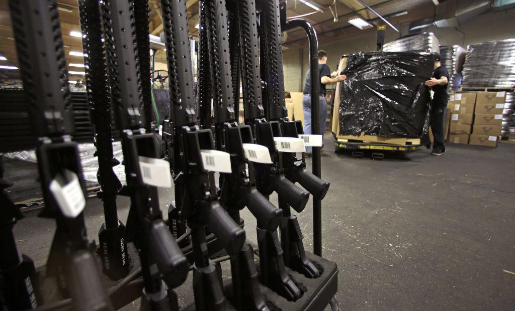 Trump floats new gun measures as gun owners talk 'betrayal'