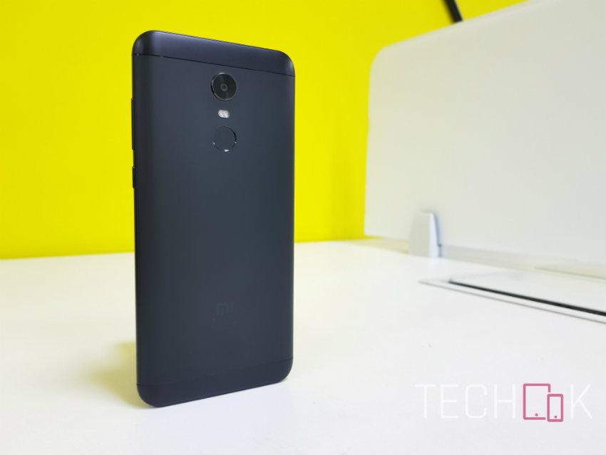 Xiaomi Redmi Note 5 Product Shots