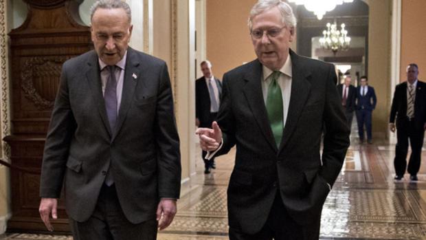 US Senate leaders reach spending deal
