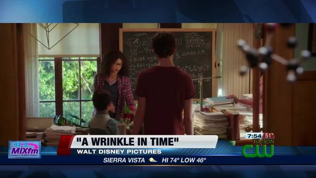 Mixed reviews for 'wildly uneven' A Wrinkle in Time