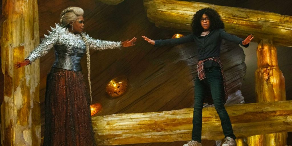 'A Wrinkle in Time.    Disney