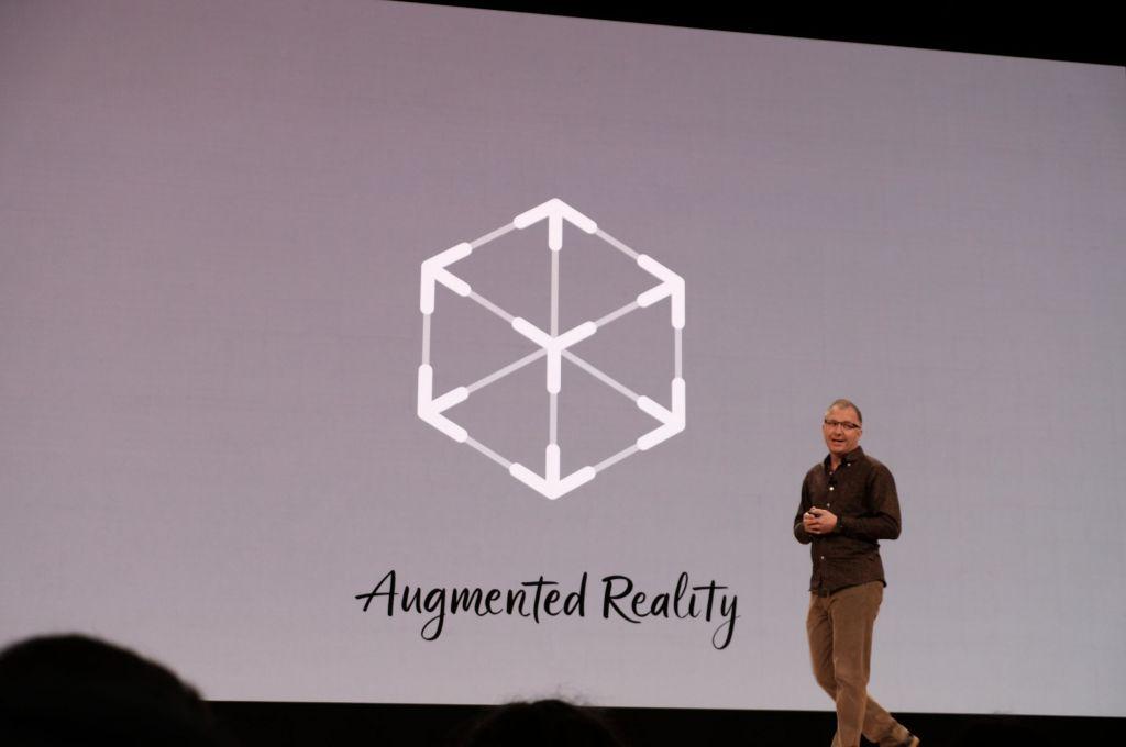 Apple Augment Reality