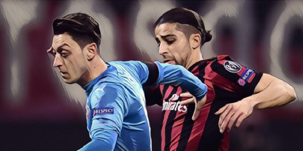 AC Milan v Arsenal – story of the match