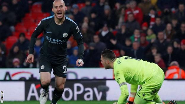 Football: Man City seek end to unhappy Mondays at Stoke