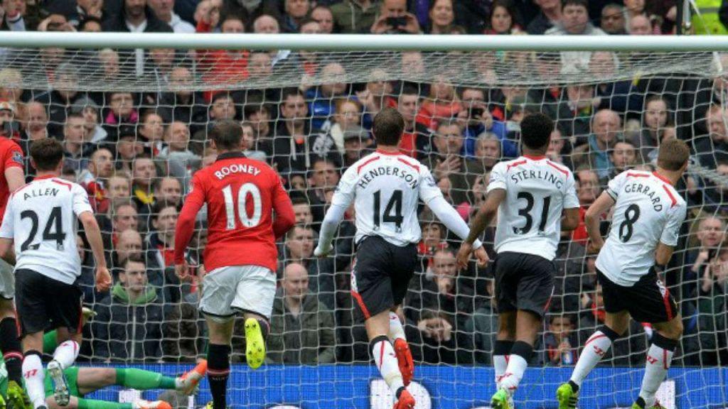 Liverpool v  s Manchester United