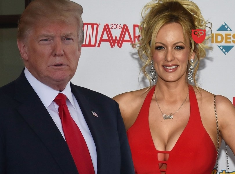 Stormy Daniels has filed a suit against US president Donald Trump