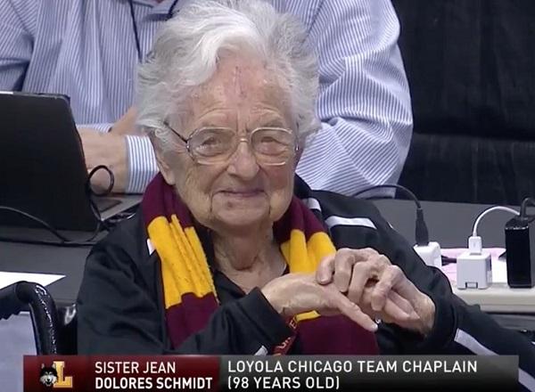 Sister Jean Loyola Chicago