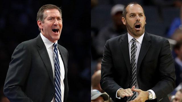 Knicks Magic fire Hornacek Vogel